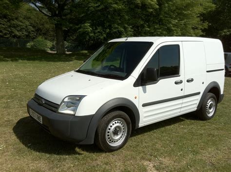 2007 Ford Transit Connect Owners Manual