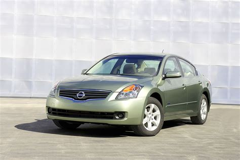 2007 Nissan Altima Hybrid Owners Manual