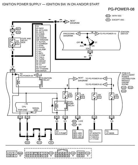 2007 Nissan Armada Fuel Pump Wiring Diagram on