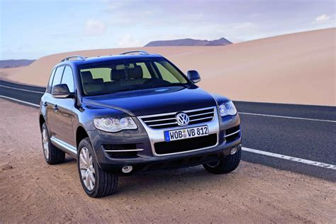2007 Volkswagen Touareg Owners Manual