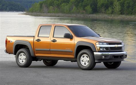 2007 Chevrolet Colorado Owners Manual