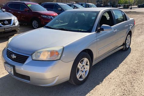 2007 Chevrolet Malibu Limited Owners Manual