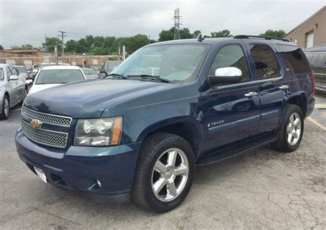 2007 Chevrolet Tahoe Hybrid Owners Manual