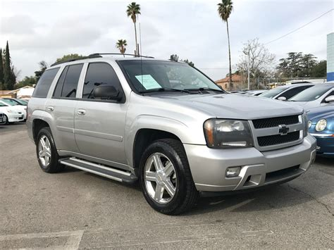 2007 Chevrolet TrailBlazer Owners Manual