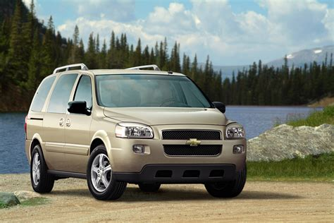 2007 Chevrolet Uplander Owners Manual