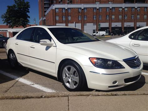 2008 Acura RL Owners Manual