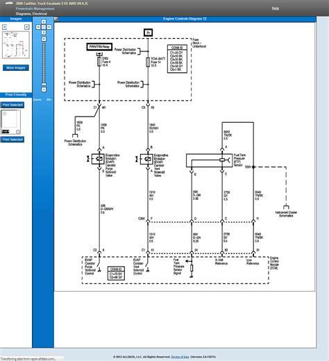 2008 Escalade Wiring Diagrams (ePUB/PDF)