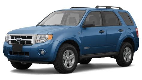 2008 Ford Escape Hybrid Owners Manual