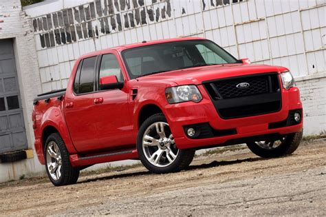 2008 Ford Explorer Sport Owners Manual