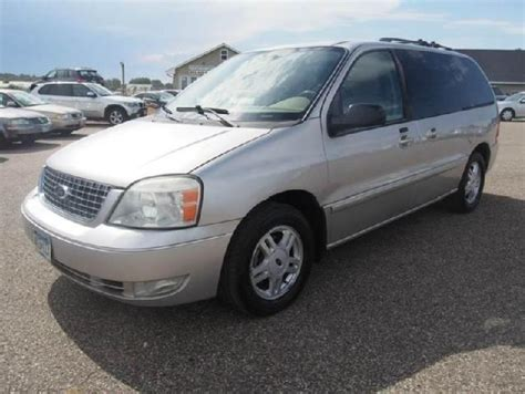 2008 Ford Freestar Owners Manual