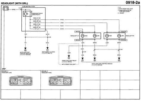 Fantastic 2008 Mazda 6 Headlight Wiring Diagram Epub Pdf Wiring Cloud Brecesaoduqqnet
