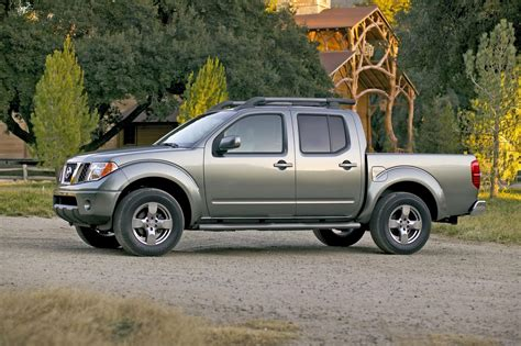 2008 Nissan Frontier Owners Manual