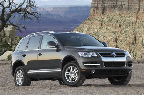 2008 Volkswagen Touareg Owners Manual