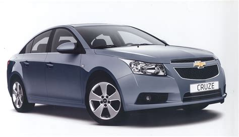 2008 Chevrolet Cruze Owners Manual