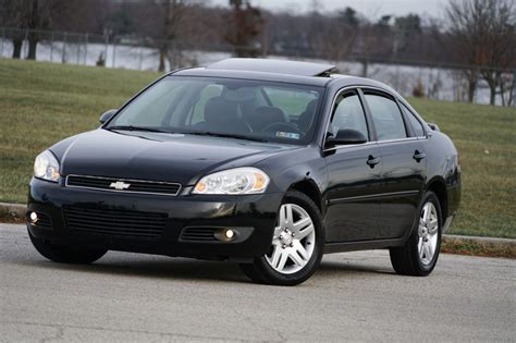2008 Chevrolet Impala Owners Manual