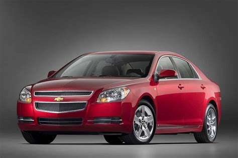 2008 Chevrolet Malibu Limited Owners Manual