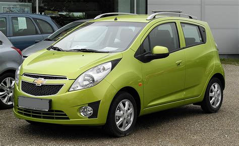 2008 Chevrolet Spark Owners Manual