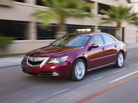 2009 Acura RL Owners Manual