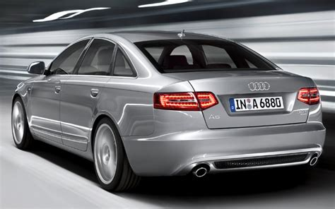 2009 Audi A6 Owners Manual