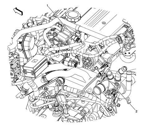 2009 chevy cobalt engine diagram