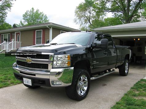 2009 Chevy Silverado 3500 Owners Manual