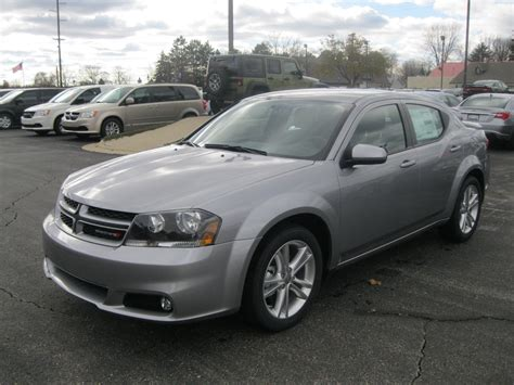 2009 Dodge Avenger Owners Manual