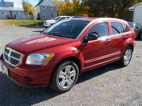 2009 Dodge Caliber Owners Manual