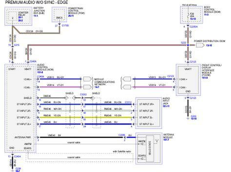2009 Ford Edge Wiring Schematic (ePUB/PDF) Kawasaki Ninja Wiring Diagram on