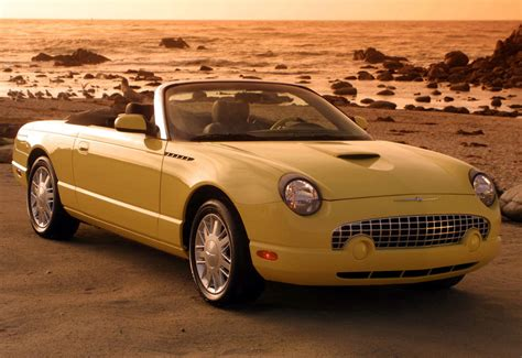 2009 Ford Thunderbird Owners Manual