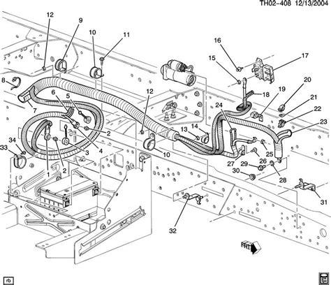 2009 gmc c5500 wiring diagram horn