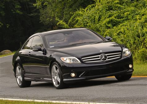 2009 Mercedes-Benz CL-Class Owners Manual