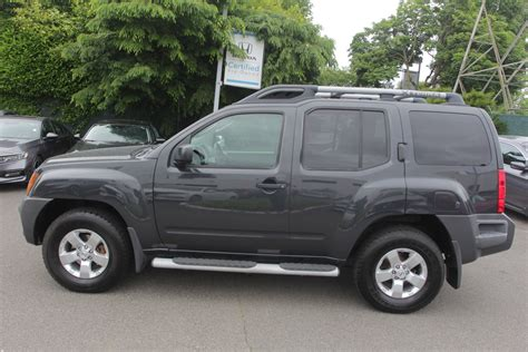 2009 Nissan Xterra Owners Manual