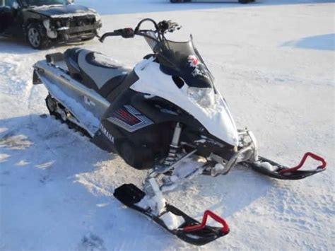 2009 Yamaha Fx Nytro Mtx Rtx Rtx Se Xtx Snowmobile Service Repair ...