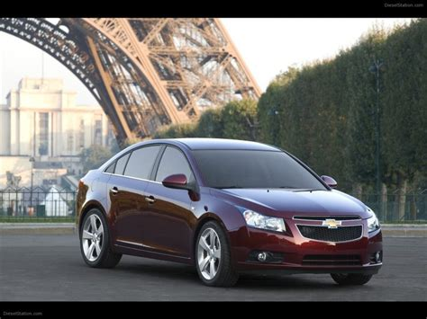 2009 Chevrolet Cruze Limited Owners Manual