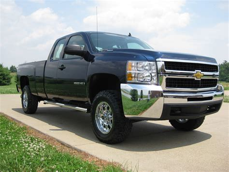 2009 Chevrolet Silverado 2500HD Owners Manual