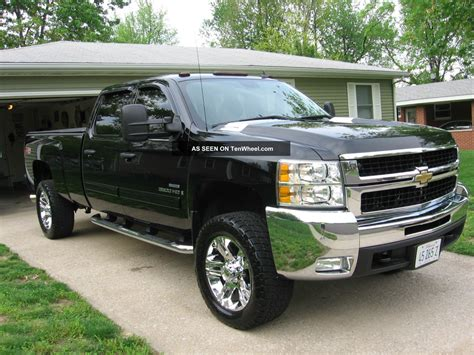 2009 Chevrolet Silverado 3500HD Owners Manual