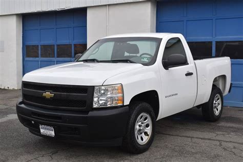 2010 Chevrolet Silverado 1500 Work Truck Owners Manual