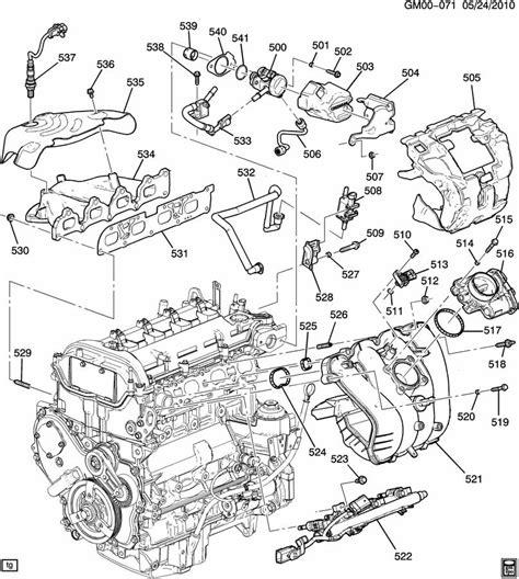 2010 equinox engine diagram