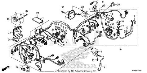 2010 honda rancher 420 wiring diagram