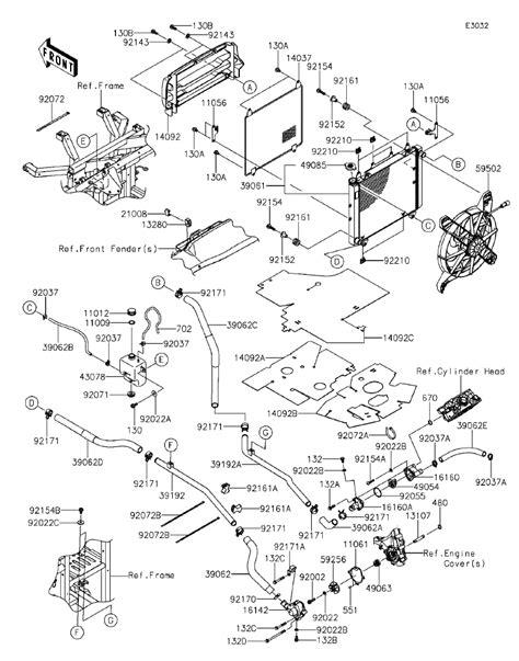 Teryx Wiring Diagram - All Diagram Schematics on