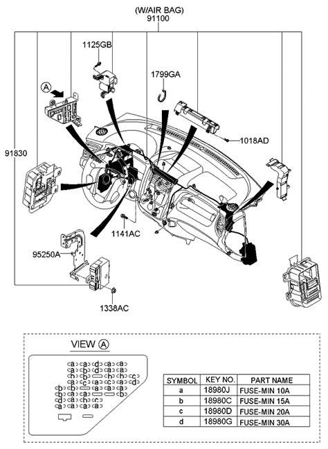 2010 kia sportage wiring diagram