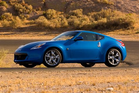 2010 Nissan 370Z Owners Manual