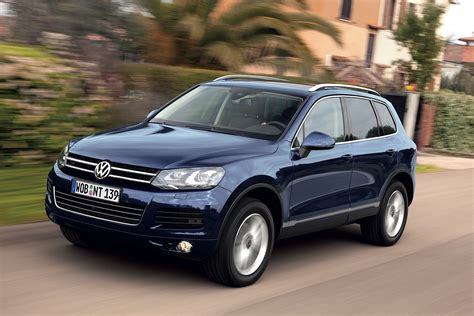 2010 Volkswagen Touareg Owners Manual