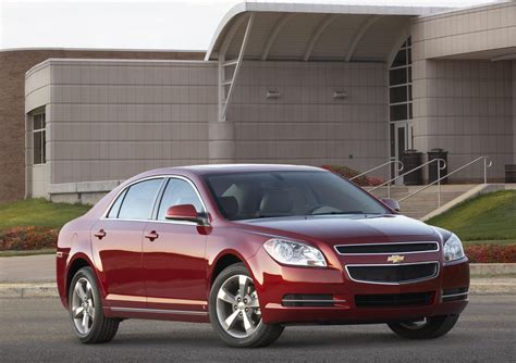 2010 Chevrolet Malibu Limited Owners Manual