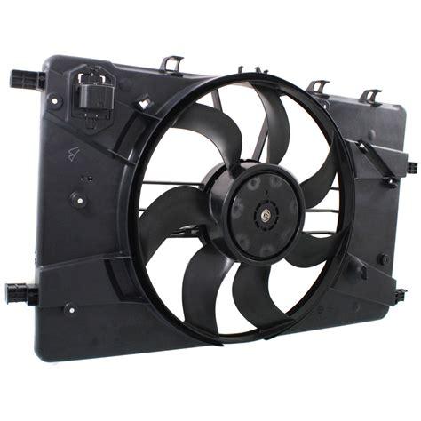 2011 chevy cruze cooling fan wiring diagram