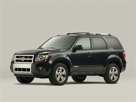 2011 Ford Escape Owners Manual
