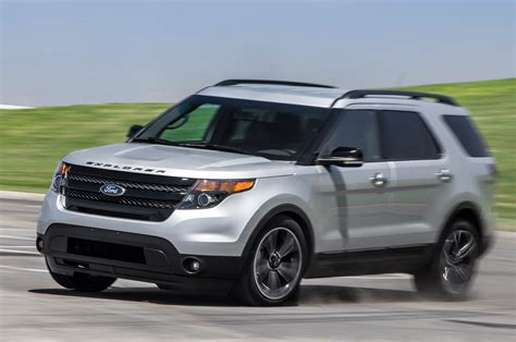 2011 Ford Explorer Sport Owners Manual