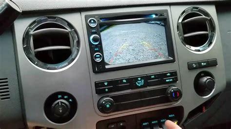 2011 ford f 250 radio wiring diagram
