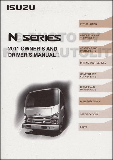 2011 Isuzu Npr Repair Manual (ePUB/PDF) Free