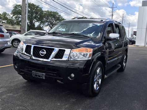 2011 Nissan Armada Owners Manual